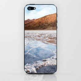 Badwater Reflections iPhone Skin