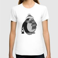 penguin T-shirts featuring Penguin by mangulica illustrations