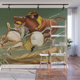 'The Lone Ranger' by Elizabeth Olds Wall Mural