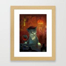 Max's Dream Framed Art Print