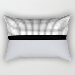 Grid 2 Rectangular Pillow