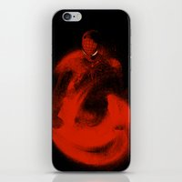 sandman iPhone & iPod Skins featuring Enter Sandman by nicebleed