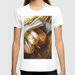 Loaves of Bread T-shirt