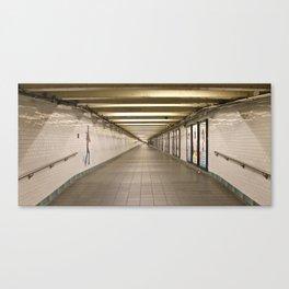 Subway Stories (Pt 3 - New York City) Canvas Print