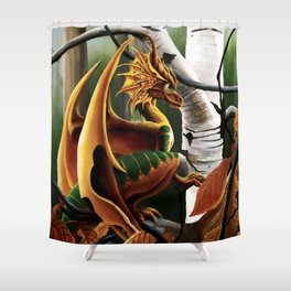 Hunting Games Shower Curtain