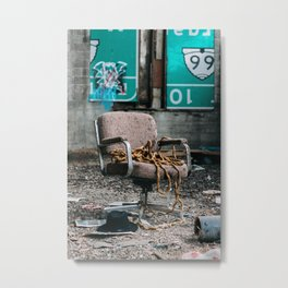 Haunting 11 Metal Print