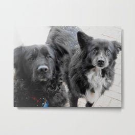 The boys Metal Print