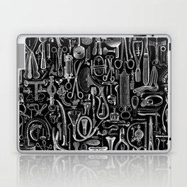 Medical Condition BLACK Laptop & iPad Skin