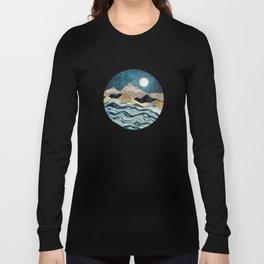 Indigo Sea Long Sleeve T-shirt