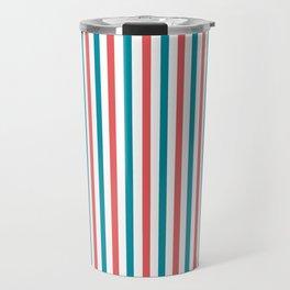 Retro colors Travel Mug