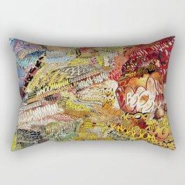 BoooM Rectangular Pillow