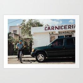 Mexico XIII Art Print