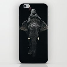 Elephant Ride iPhone & iPod Skin