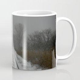 Freezing Steel Coffee Mug