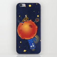 The Prince and the Rose iPhone & iPod Skin