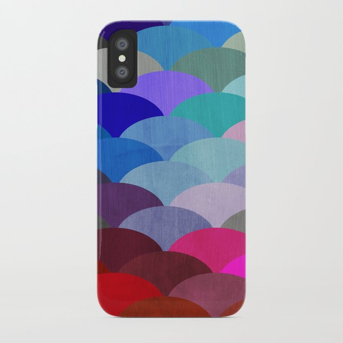 Scales iPhone Case