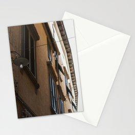 Italian Street Lamp Stationery Cards