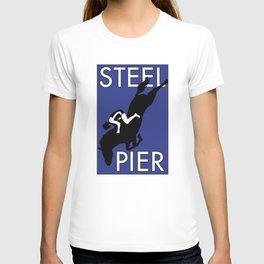 Atlantic City, NJ  Steel Pier Diving Horse T-shirt