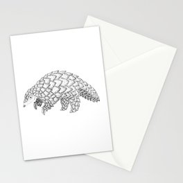 Manis Crassicaudata Stationery Cards