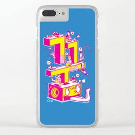 Dream Clear iPhone Case