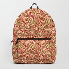 Art-Deco Print - The Gherkin – London Backpack
