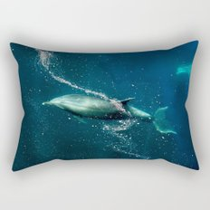 SanJose waters. Rectangular Pillow