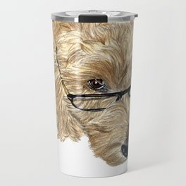 Goldendoodle Stella Travel Mug
