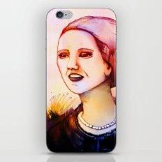 Margrethe iPhone & iPod Skin