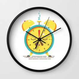 A Time To Rest ENGLISH VERSION Wall Clock
