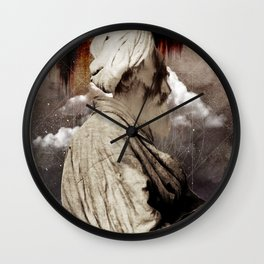 MOORISH NIGHTS Wall Clock