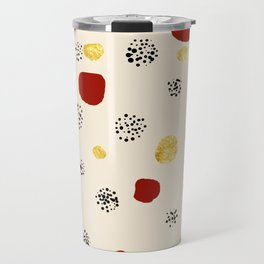 Hand Made Elements 03 Travel Mug