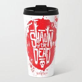 You Got Red on You Travel Mug