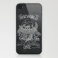 DISCWORLD iPhone & iPod Skin