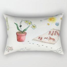 Universal Truths Rectangular Pillow