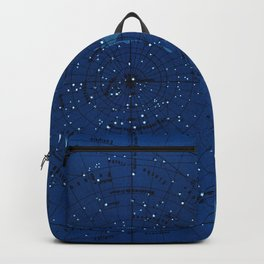 Antique Constellation Chart Backpack