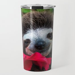 Bradypus Sloth Travel Mug