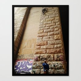 Keep Climbing Canvas Print