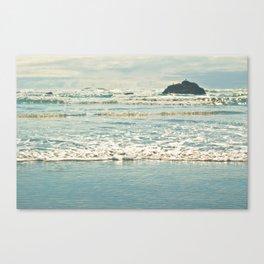 Tide Rises Canvas Print