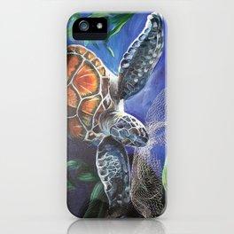 Plastic Prey iPhone Case