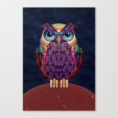 OWL 2 Canvas Print