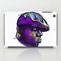 biggie smalls iPad Cases featuring Biggie Smalls by William Benitez