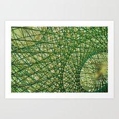 Sphere-o-let Art Print