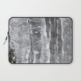 Watercolor Ice 38, The Colonnade Laptop Sleeve