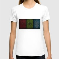 playstation T-shirts featuring Yesterday, Today, Tomorrow by Kristijan D.