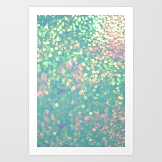 Mermaid's Purse Art Print