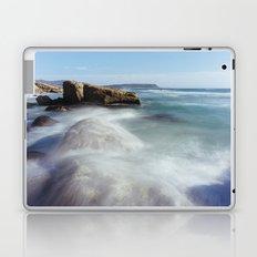Noordhoek Beach - Long Exposure Seascape Laptop & iPad Skin