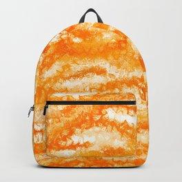 Molten Gold Fire Backpack