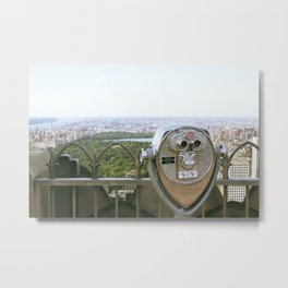 Take a look at Central Park, New York Metal Print