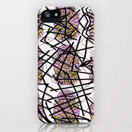 grafico iPhone Case
