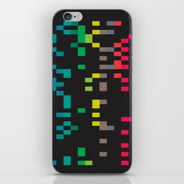 33 Relations: Patterns of Negative Aspects iPhone Skin
